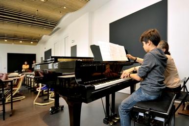 Studio de musique