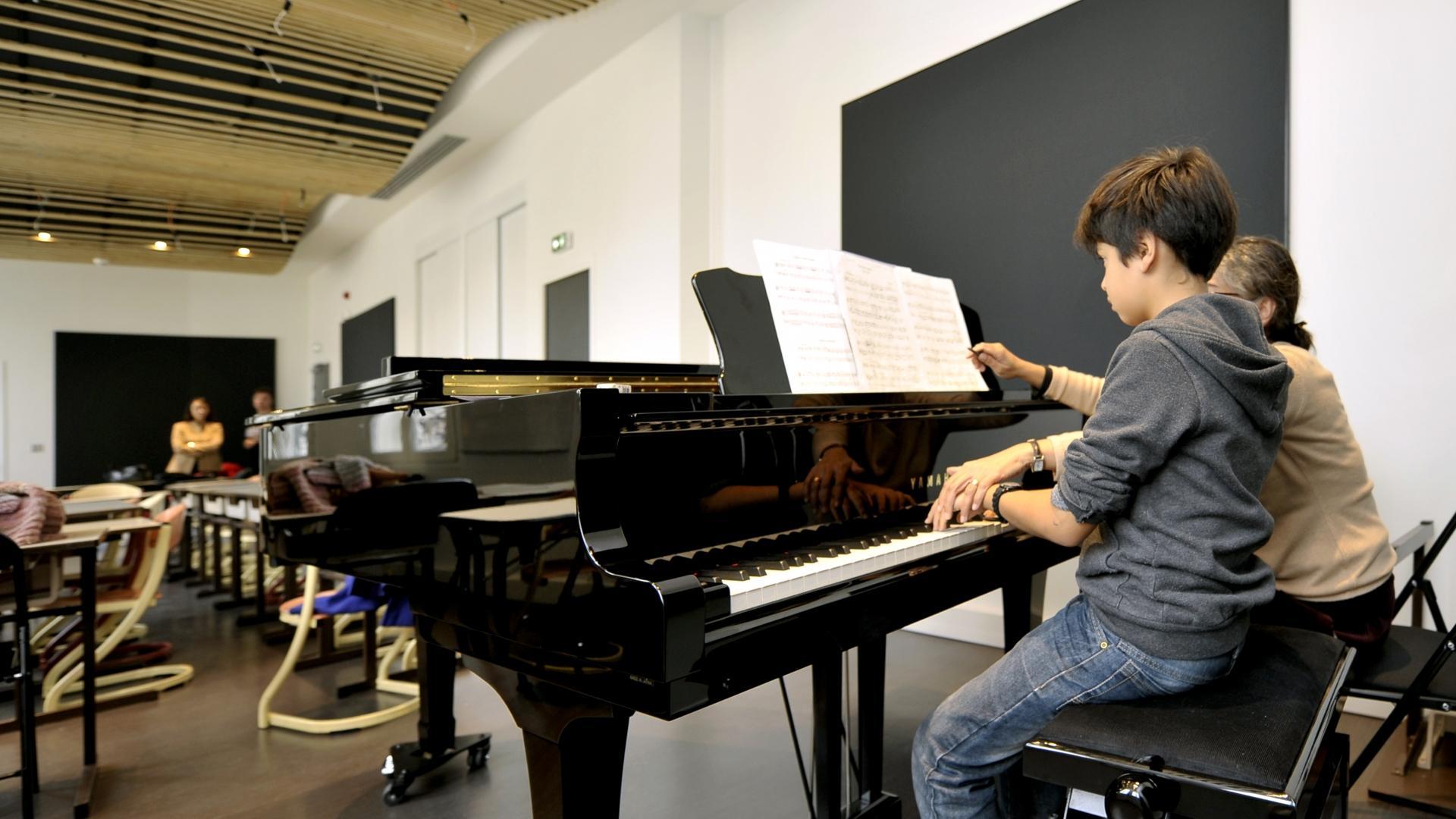 3e2561afd23 Un lieu entièrement dédié à la pratique et à l apprentissage de la musique
